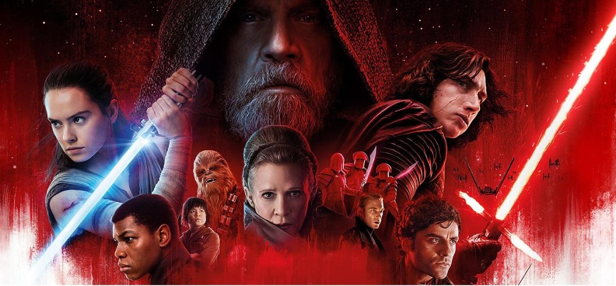 Star Wars: The Last Jedi(2017)