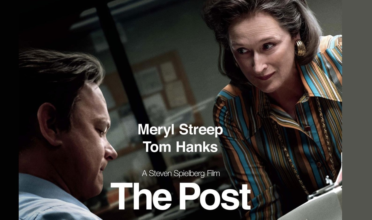 The Post (2017) – Movie Review