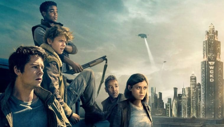 Maze Runner: The Death Cure – MovieReview