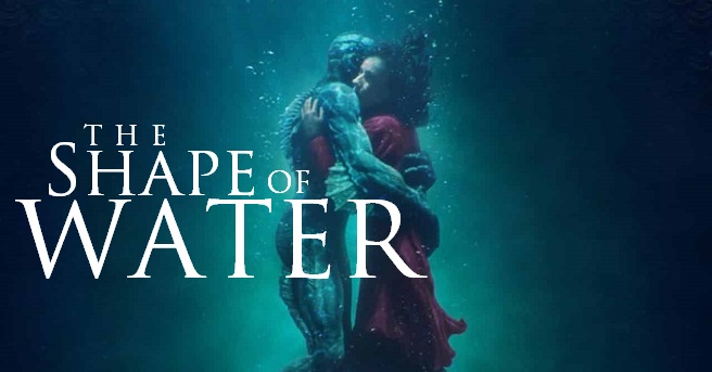 The Shape of Water (2017) – MovieReview