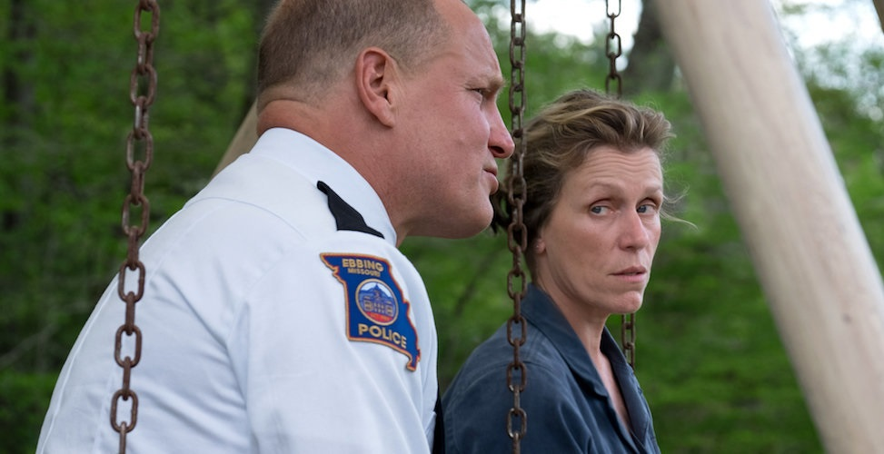 Three Billboards Outside Ebbing, Missouri (2017) – Movie Review