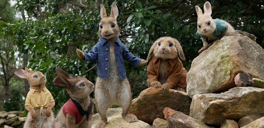Peter Rabbit (2018) – Movie Review