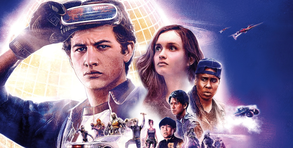 Ready Player One (2018) – Movie Review