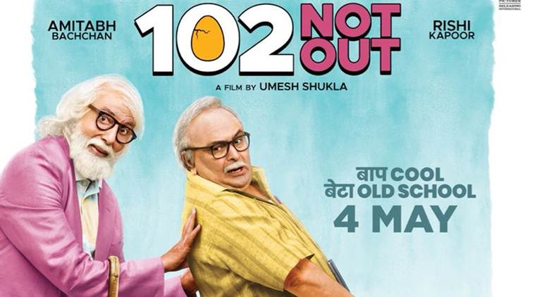 102 Not Out (2018) – MovieReview