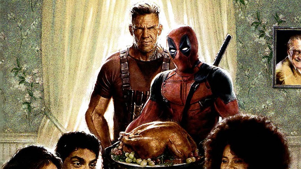 Deadpool 2 (2018) – MovieReview