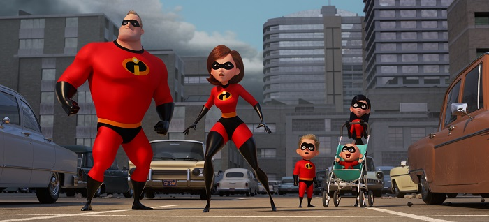 Incredibles 2 (2018) – Movie Review