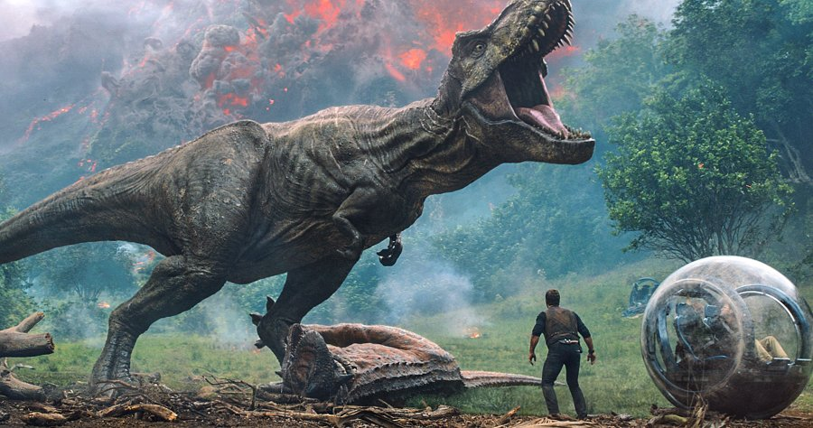 Jurassic World: Fallen Kingdom (2018) – MovieReview