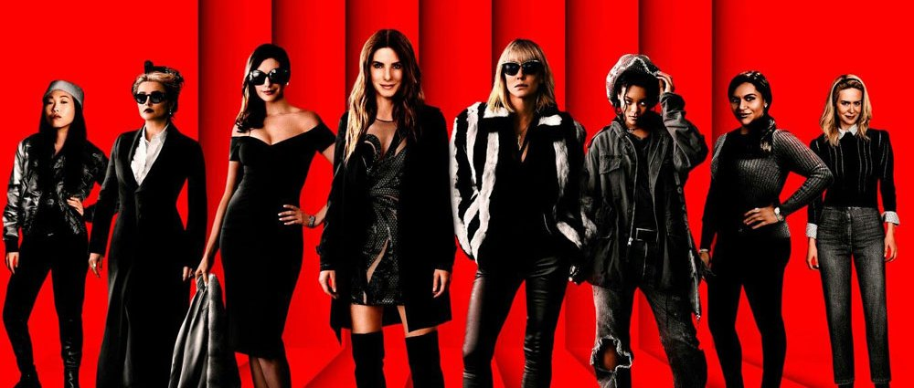 Ocean's Eight (2018) – Movie Review