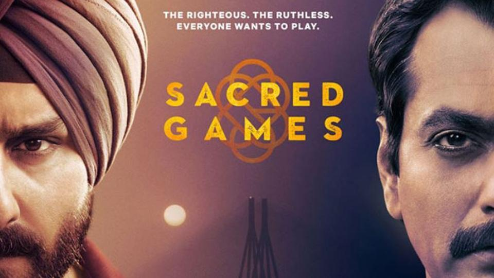 Sacred Games (Season 1 – 2018) – Review