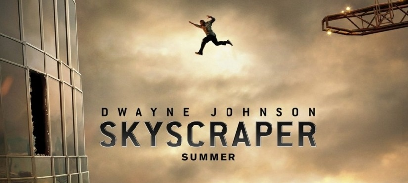 Skyscraper (2018) – Movie Review