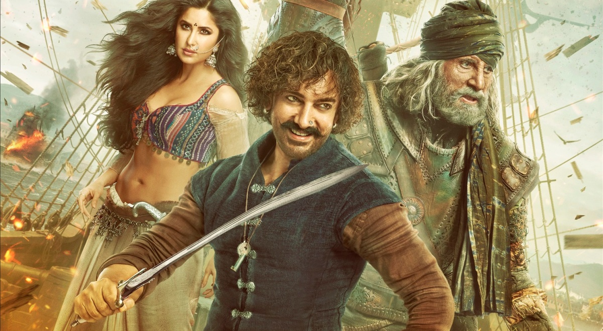 Thugs of Hindostan (2018) – Movie Review