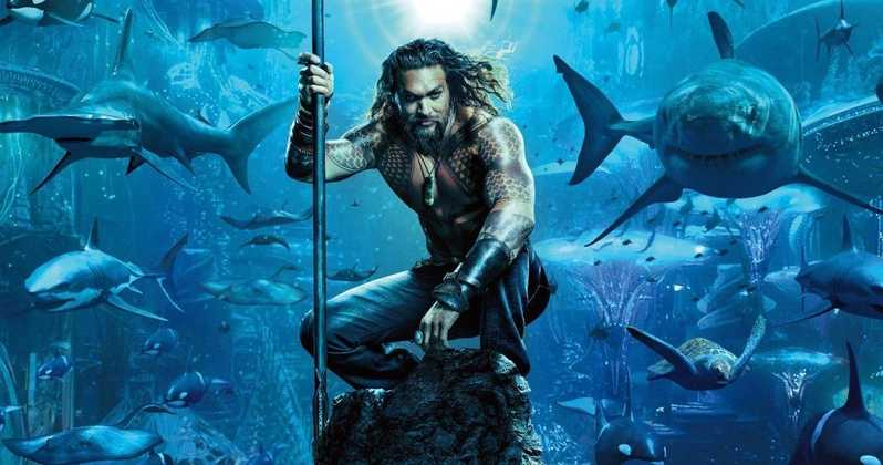 Aquaman (2018) – Movie Review