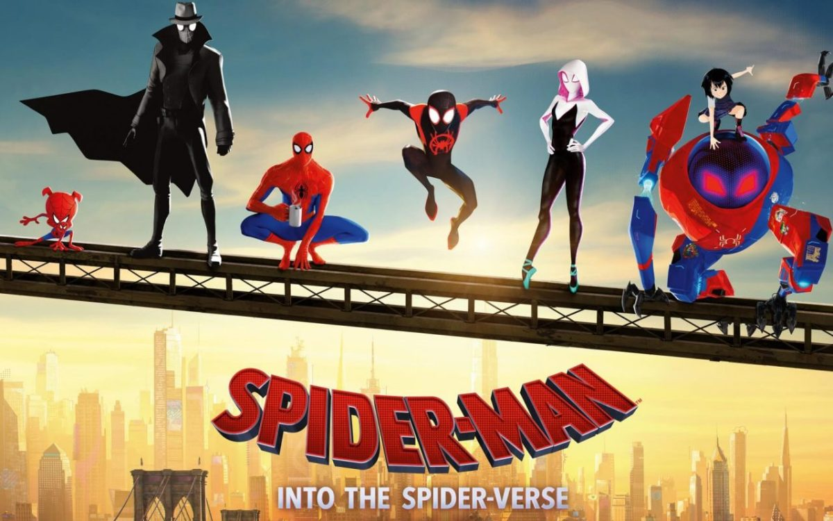 Spider-Man: Into the Spider-Verse (2018) – Movie Review