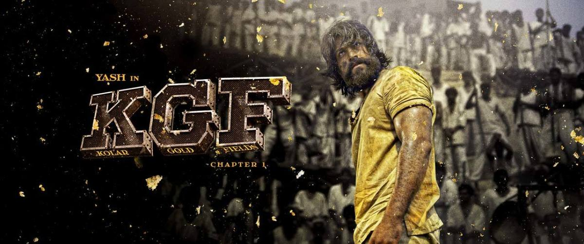 K.G.F: Chapter 1 (2018) – MovieReview