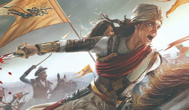 Manikarnika: The Queen of Jhansi (2019) – Movie Review