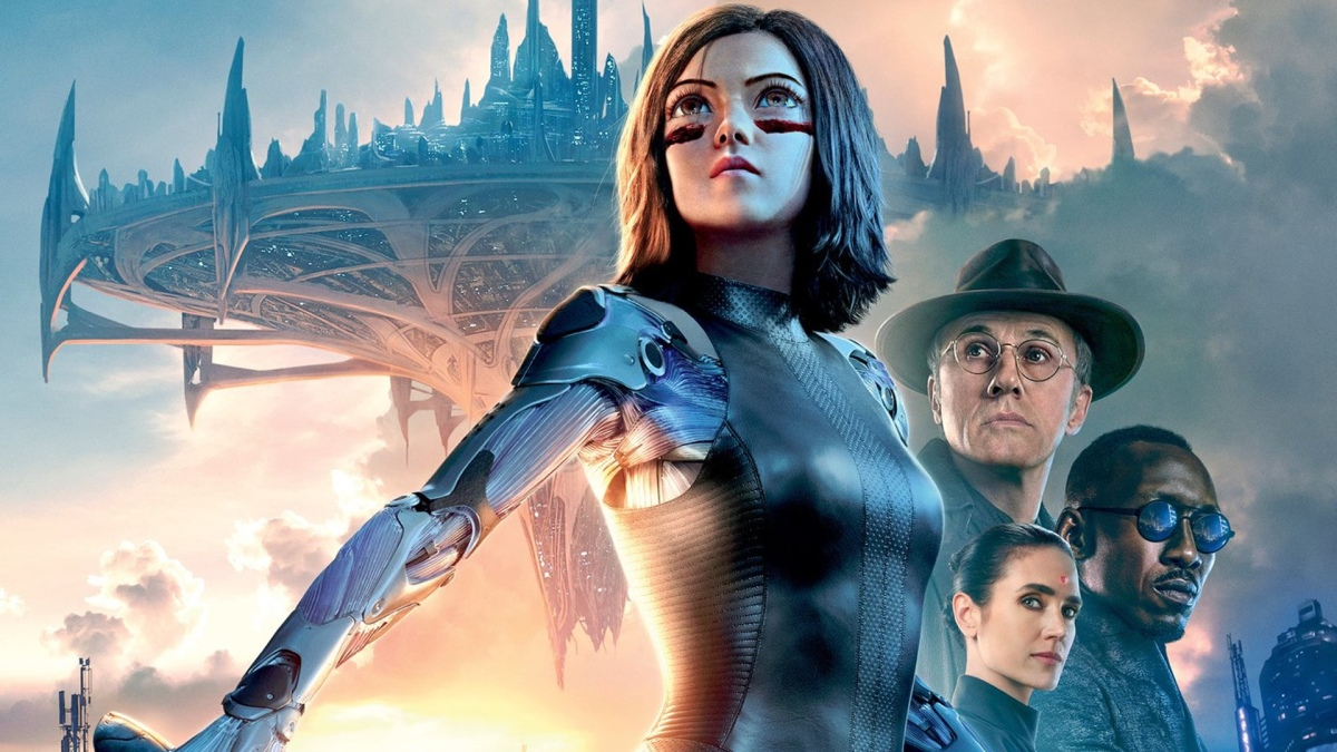 Alita: Battle Angel (2019) – Movie Review