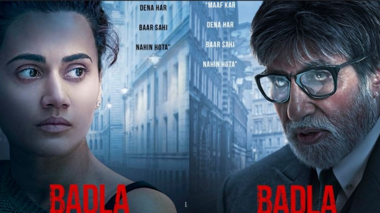 Badla (2019) – MovieReview