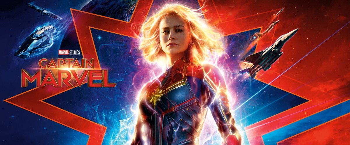 Captain Marvel (2019) – Movie Review