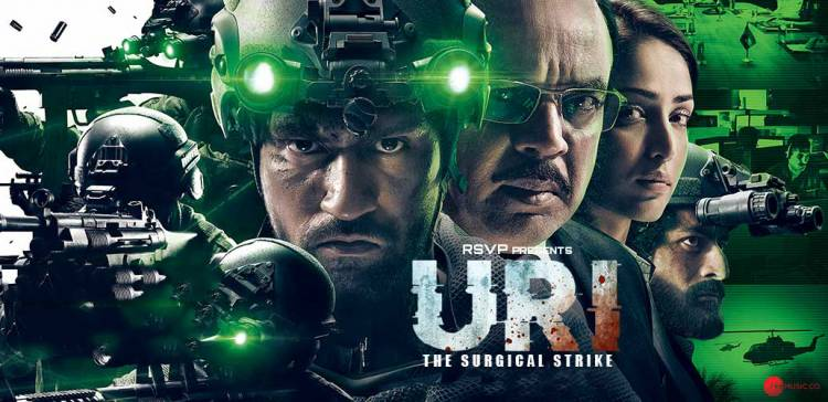 Uri: The Surgical Strike (2019) – Movie Review