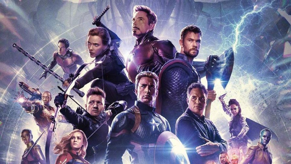 Avengers: Endgame (2019) – Movie Review