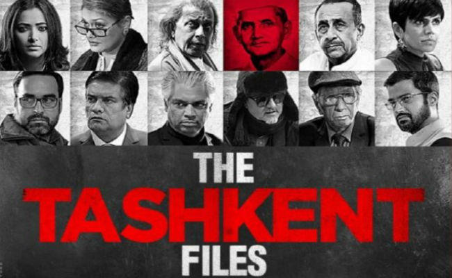 The Tashkent Files (2019) – MovieReview