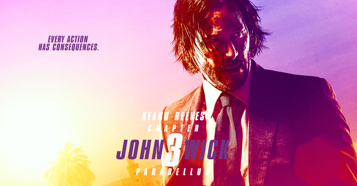 John Wick: Chapter 3 – Parabellum (2019) – MovieReview